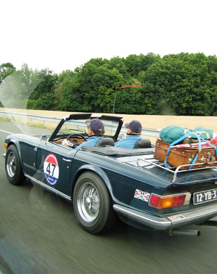 Les 24 Heures du Mans Classic 2008