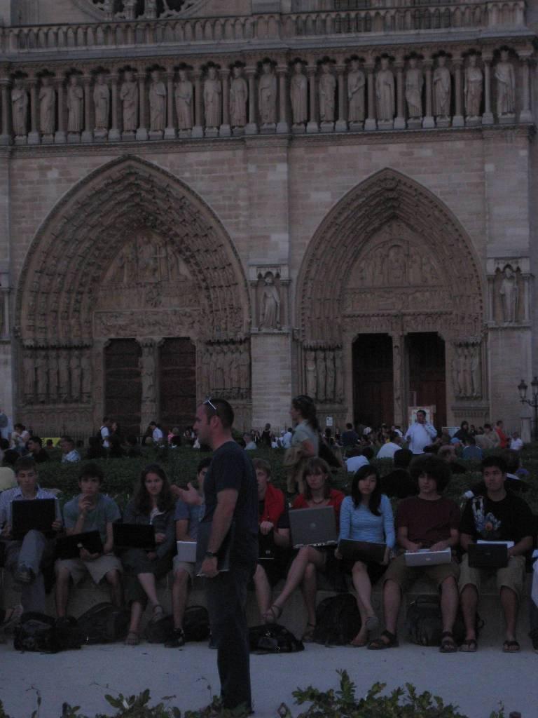 Rendez-vous Geek à Notre-Dame de Paris !