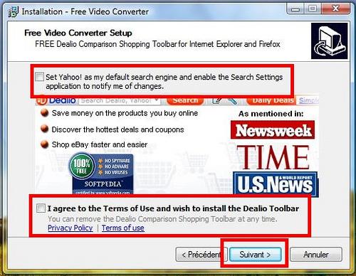 free video converter setup