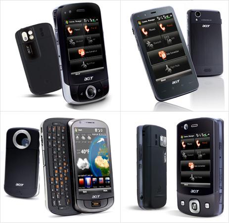 Acer se relance dans les smartphones