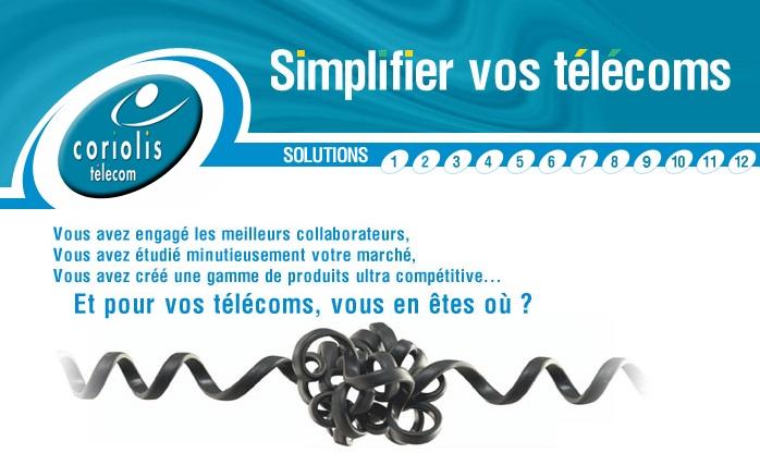 Coriolis Telecom Forfait Illimité