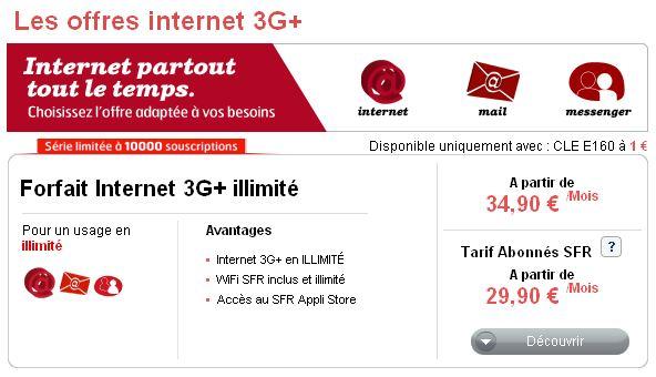 SFR Internet 3G