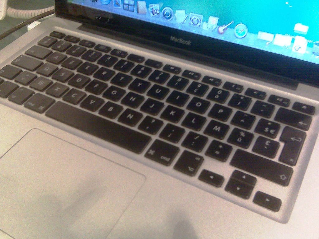 clavier macbook