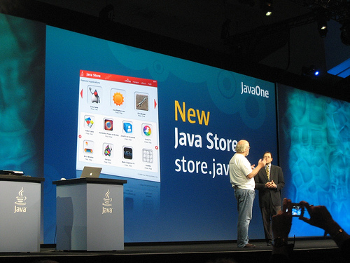 Java Store MarketPlace