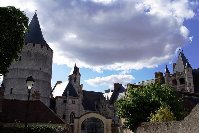 Aile Longueville du Château de Châteaudun