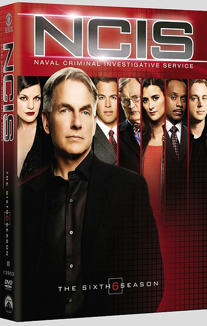 DVD Ncis Season 6 Zone 1