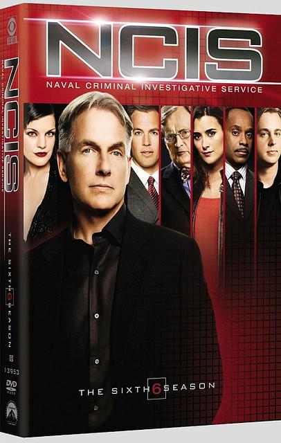 DVD Ncis Season 6 Zone 1
