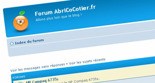 Forum AbriCoCotier