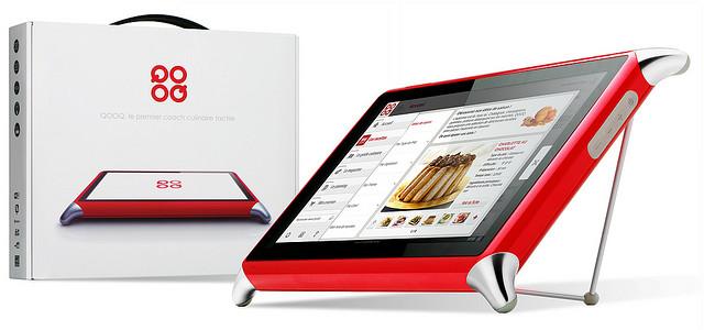 Qooq Tablet La Cuisine Tactile Et Facile Abricocotier Fr