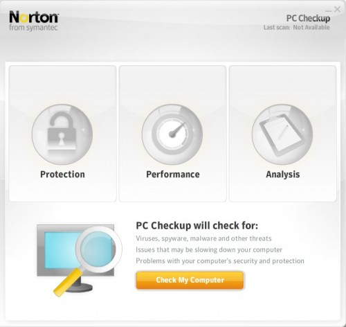 norton_pc_checkup-interface