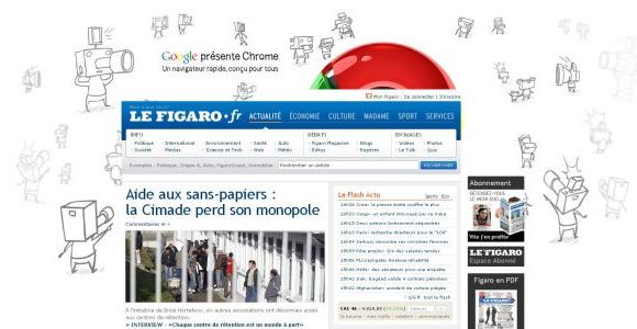 Chrome Figaro