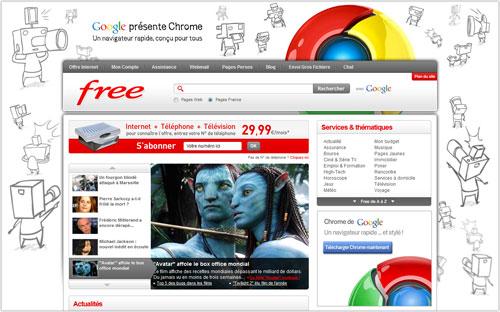 free-chrome-publicite