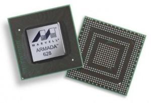 Marvell annonce l'ARMADA 628, un processeur ARM à 3 coeurs cadencé à 1,5Ghz