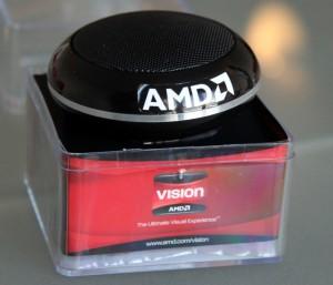 2ème concours AMD : 2 haut-parleurs WaveMaster à gagner