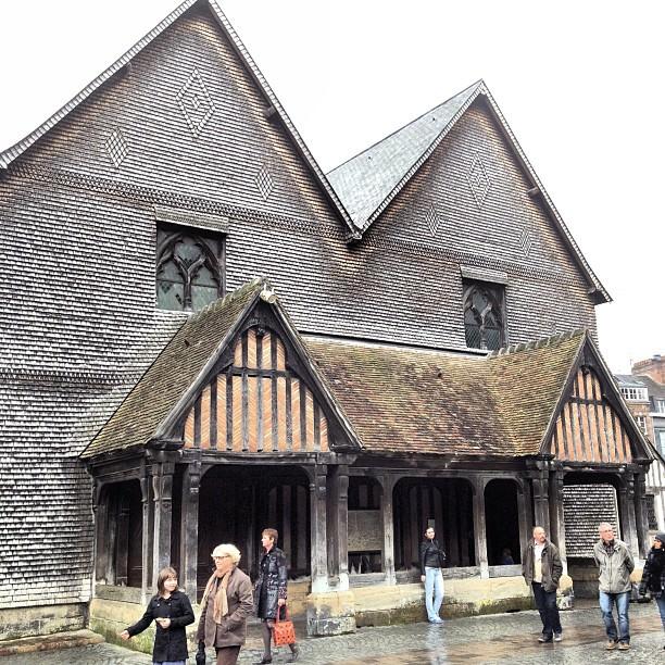 L'église Sainte-Catherine, la plus grande église en bois en France