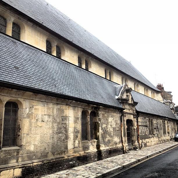 L'Eglise Saint-Léonard, saint patron des prisonniers