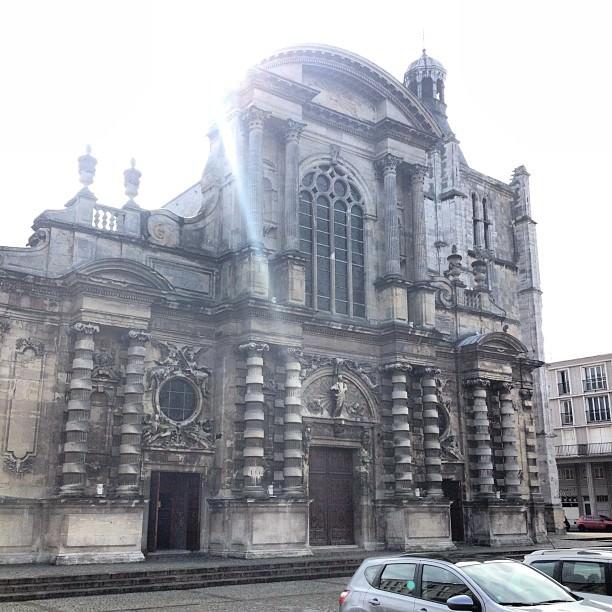 L'Eglise Notre-Dame du Havre