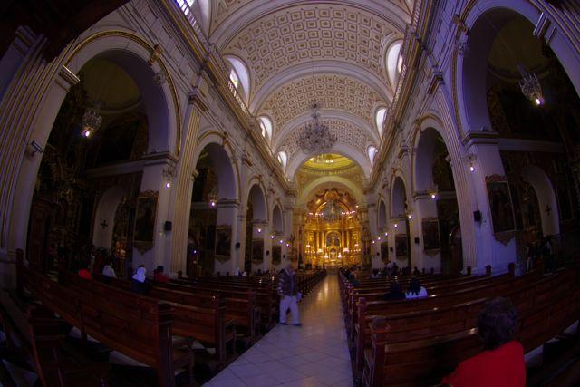 Basilique San Pedro