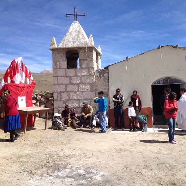 fete de la croix altiplano