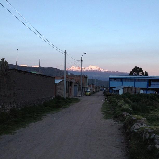 casa andina colca Vallee Colca