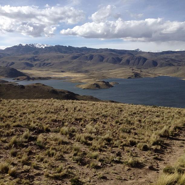 lac Lagunias