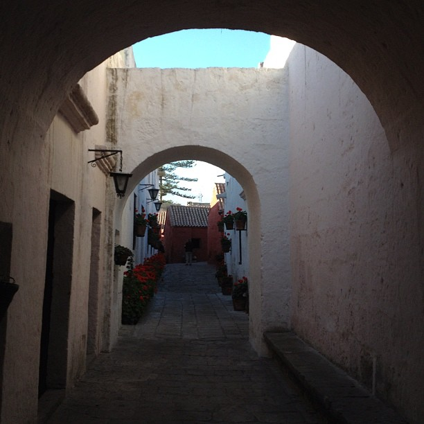 Couvent Sainte-Catherine arequipa