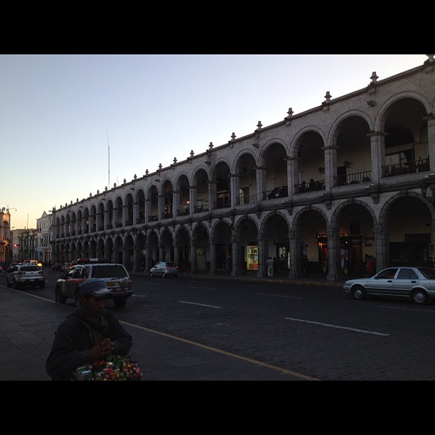 place d arme arequipa