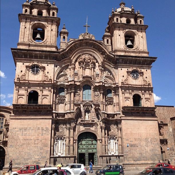 eglise jesuites cusco