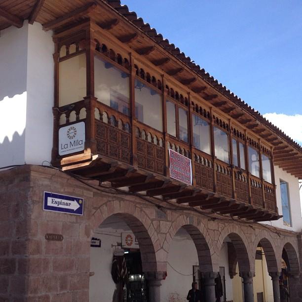 cusco balcons