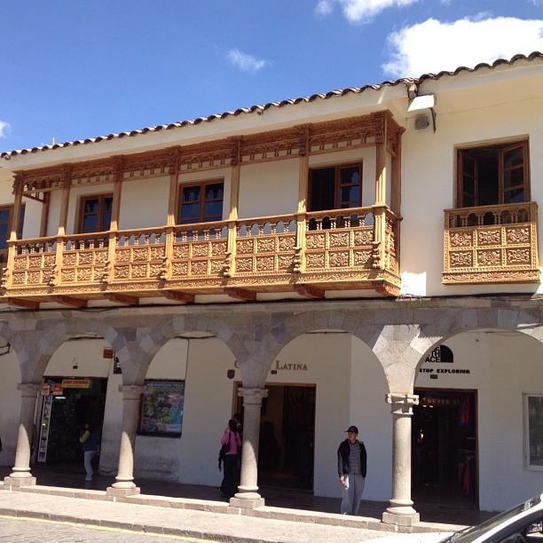 balcons cusco