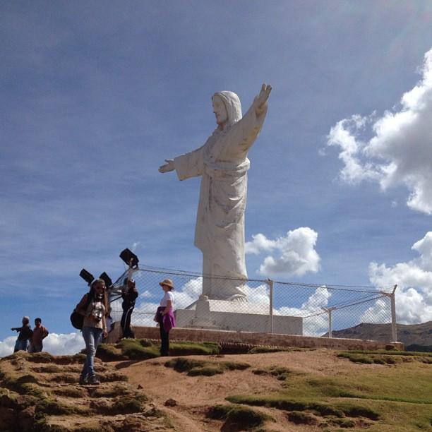 Christ Blanc Sacsayhuaman