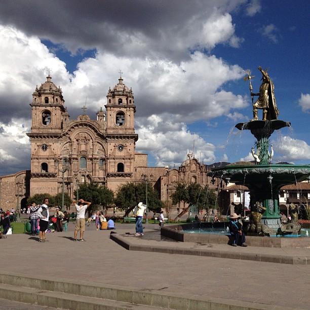 Eglise des Jesuites Cusco
