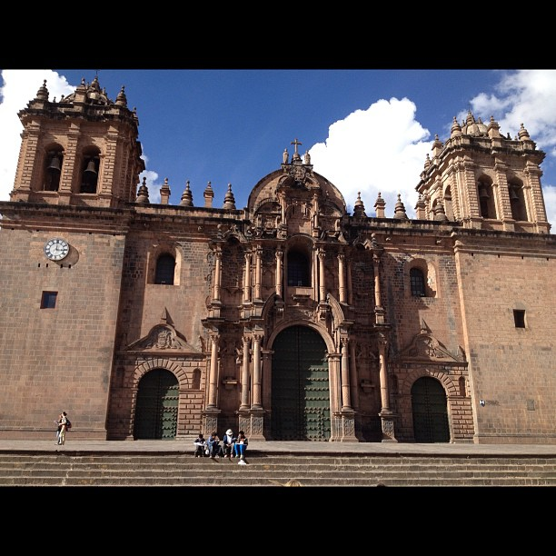 Cathedrale de Cusco