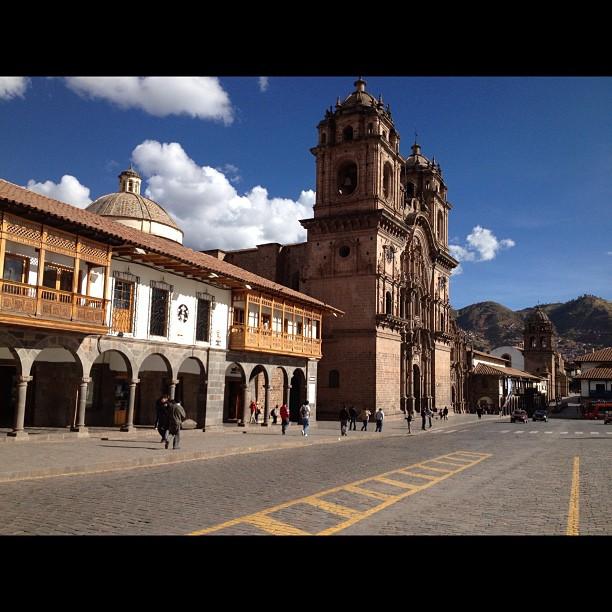 église Jésuites Cuzco