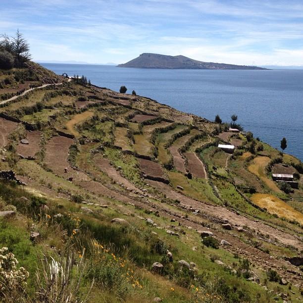 amantani lac titicaca