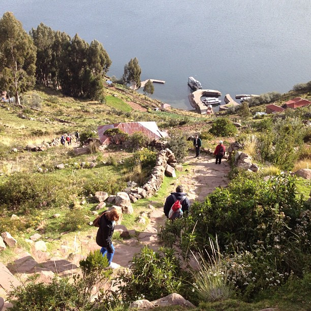 taquile lac titicaca