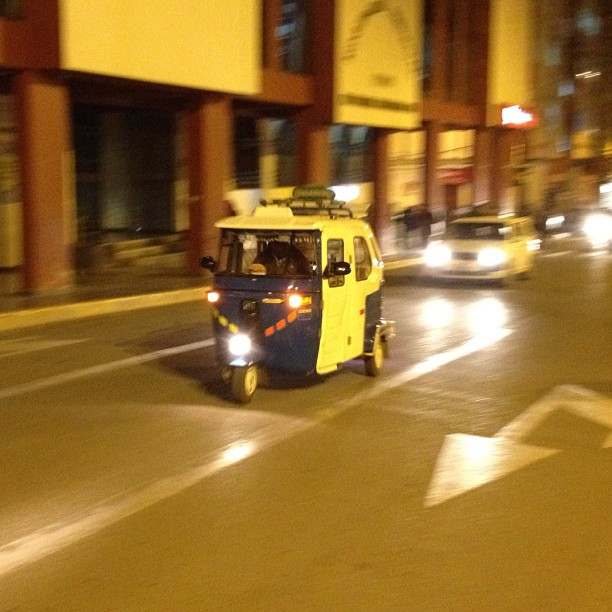 puno tuktuk