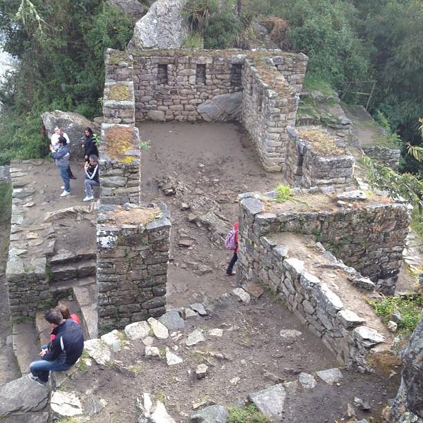 Inki Pichu Machu Pichu