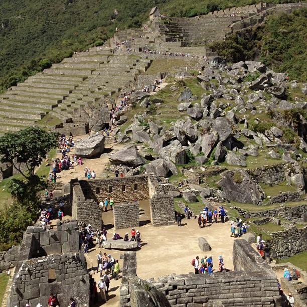 Machu Pichu carriere
