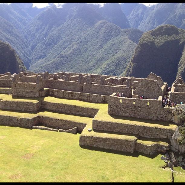 Machu Pichu ateliers tissage