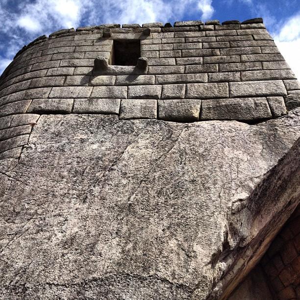 Machu Pichu donjon