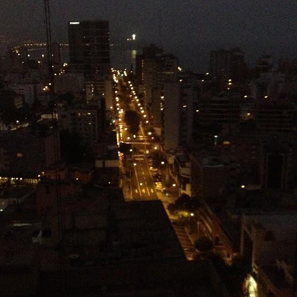 Lima vue