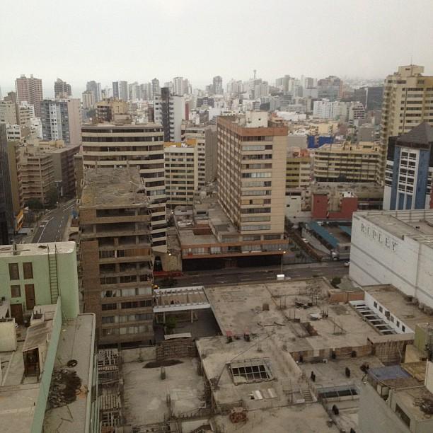 levé du jour Lima