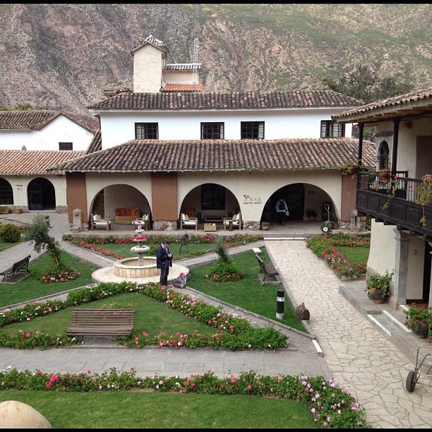 Hacienda Sonesta Posadas del Inca