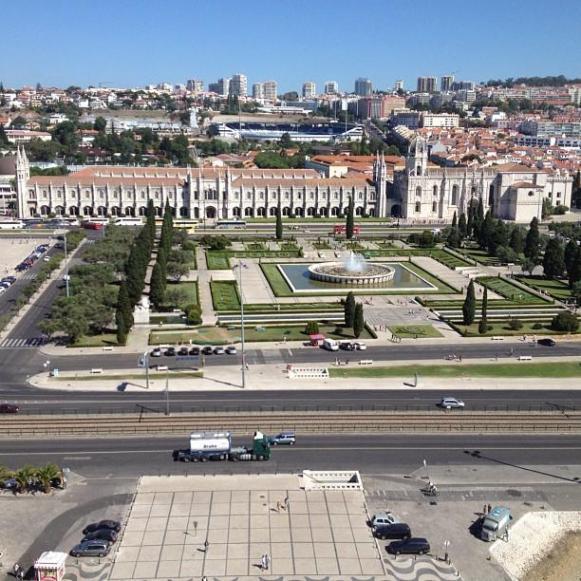 Lisbonne Monastère des Hieronymites