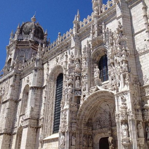 Lisbonne Monastère des Jeronimos