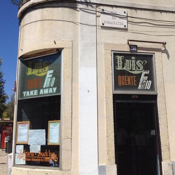 Lisbonne Luis Quente Frio