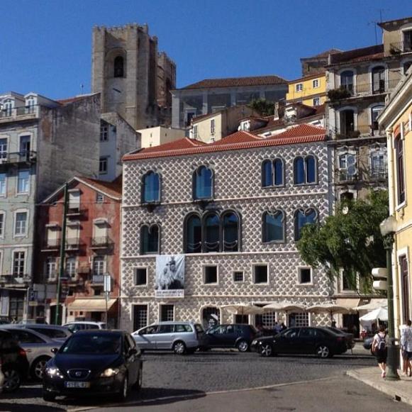 Lisbonne Cathédrale