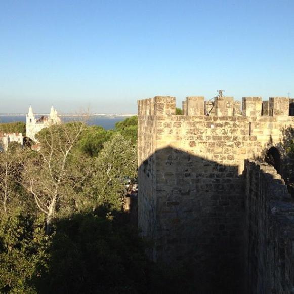 Lisbonne Mosteiro de Sao Vicente de Fora