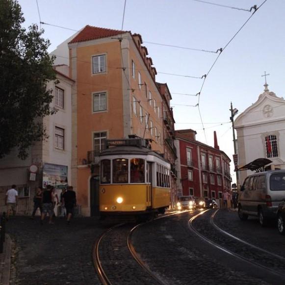 Lisbonne Tram 28